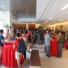 CUSI reception after the keynote address
