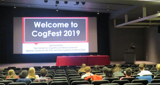 CogFest 2019 Film Screening and Panel