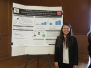 Alexandria Barkhimer (CCBS CogFest Undergrad Poster Session 2019)- 2nd place award